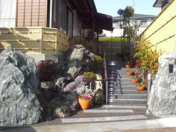 歩きやすく(階段)の写真