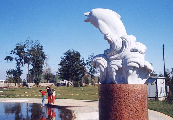 自然と人間が共生できる水辺公園のメイン写真
