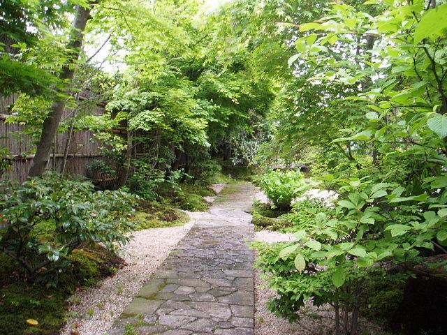 「和」の奥ゆかしさを味わう庭のメイン写真