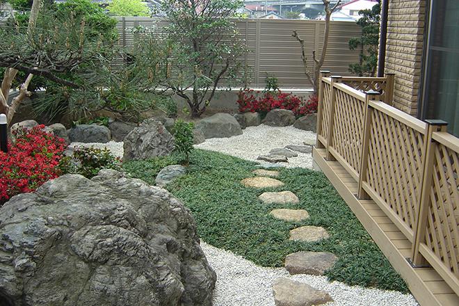 新天地へ・・・生まれ変わった庭のメイン写真