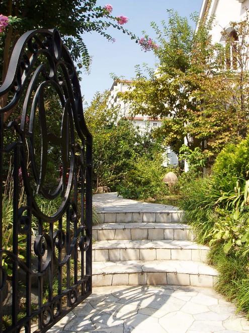 門扉の写真