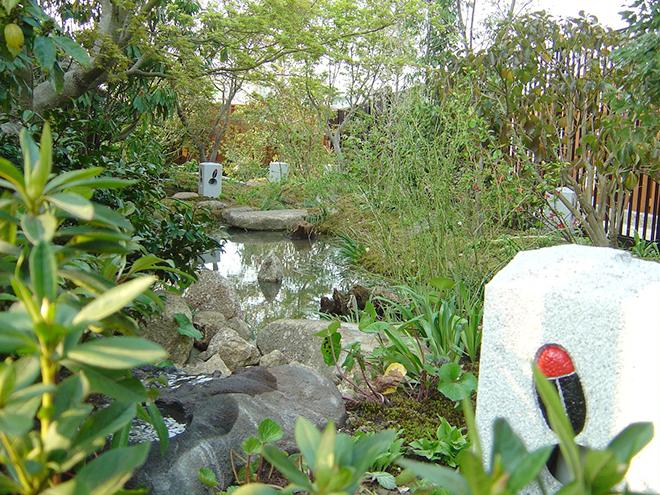 ホタルの庭のメイン写真